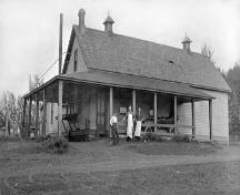 The Markerville Creamery (date unknown); Provincial Archives of Alberta, A.6044