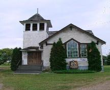 Spalding United Church, 2007.; Brett Quiring, 2007.