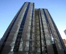 Exterior view of the MacMillan Bloedel Building; City of Vancouver,2006