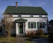 Everett Smith House, Barrington Passage, NS, 2007.; Department of Tourism, Heritage and Culture, Province of Nova Scotia 2007