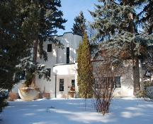 Dr. Arthur Haig Residence, Lethbridge (2008); Alberta Culture and Community Spirit, Historic Resources Management