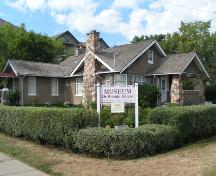 Dr. Woods House Museum, Leduc; City of Leduc