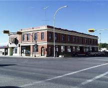 Milnes Block Provincial Historic Resource, Claresholm (September 1999); Alberta Culture and Community Spirit, Historic Resources Management, 1999