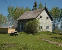 McNaught Homestead Provincial Historic Resource; Alberta Culture and Community Spirit, Historic Resources Management Branch