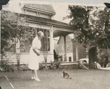 Showing house, c. 1940s; Garden of the Gulf Museum Collection