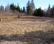 The African Bethel Cemetery, Greenville, Yarmouth, NS, 2008. Many markers have been destroyed or lost.; Heritage Division, NS Dept. of Tourism, Culture and Heritage, 2008