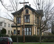 Exterior view of 1003 Vancouver Street; City of Victoria, 2007