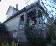 Exterior view of 1023 Oliphant Avenue; City of Victoria, 2007
