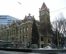 Calgary City Hall Provincial Historic Resource (March 2006); Alberta Culture and Community Spirit, Historic Resources Management, 2006