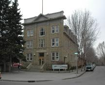 St. Mary's Parish Hall, Calgary (March 2006); Alberta Culture and Community Spirit, Historic Resources Management Branch