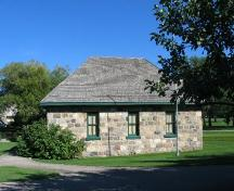 Old Stone School in Saskatoon, 2007.; City of Saskatoon, Kathlyn Szalasznyj, 2007.