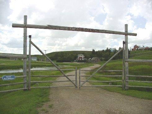 Ranch site