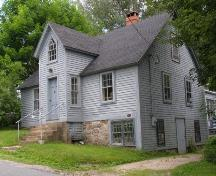 Pleasant Street and eastern profile, Gorman House, Chester, Nova Scotia, 2007.; Heritage Division, Nova Scotia Department of Tourism, Culture and Heritage, 2007.