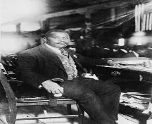 Marcus Garvey, 1924.; United States Library of Congress, Prints and Photographs Division, digital ID cph.3a03567