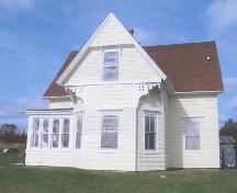 Showing front elevation; Province of PEI, 2007