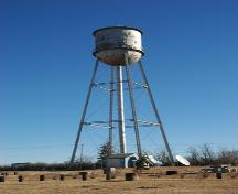 Gleichen Water Tower; Alberta Culture and Community Spirit, Historic Resources Management