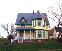 Showing front elevation; Ashford Cottage, 2007