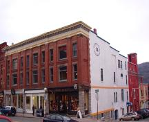 The Old London, New York and Paris Building, St. John's, Newfoundland, December 2004; HFNL 2005