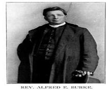 Rev. Alfred E. Burke; Past and Present of Prince Edward Island, 1906