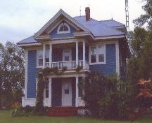 Showing front elevation; Alberton Historical Preservation Foundation, 2006