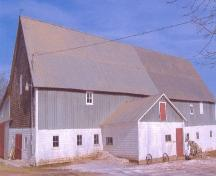 Showing barn; Alberton Historical Preservation Foundation, 2006