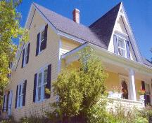 Showing side elevation; Alberton Historical Preservation Foundation, 2006