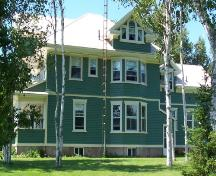 Showing south elevation; Briarwood Inn, 2007