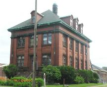 Colchester Historical Museum, northwest perspective, 2004; Heritage Division, NS Dept. of Tourism, Culture and Heritage, 2004