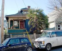 911 Collinson Street; City of Victoria, 2007