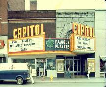 Brantford ontario movie theatre