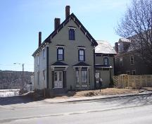 Overall view from Main Street; Carleton County Historical Society