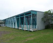 Shediac Bay Yatch Club building ; Town of Shediac