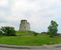 Carleton Martello Tower; Province of New Brunswick
