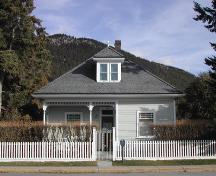 Luxton Residence, Banff, Alberta. A Municipal Historic Resource.; Town of Banff, Troy Pollock, 2002