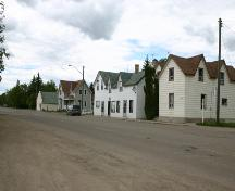 Context View of the Alexander Post Office, Alexander, 2004; Historic Resources Branch, Manitoba Culture, Heritage, Tourism and Sport, 2004
