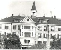 St. Joseph's Hospital; City of Victoria Archives, 2007