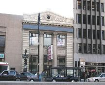 Exterior View of the Oldfield, Kirby and Gardner Building, Winnipeg, 2004; Historic Resources Branch, Manitoba Culture, Heritage, Tourism and Sport , 2004