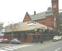 Exterior view of Ballantyne's Florists, 2006; City of Victoria, 2006