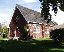 St. Ambrose Anglican Church, Redcliff (2000); Alberta Culture and Community Spirit, Historic Resources Management
