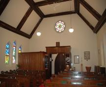 St. Ambrose Anglican Church, Redcliff (2007); Alberta Culture and Community Spirit, Historic Resources Management