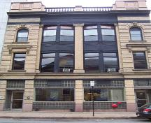 Front elevation, 1724 Granville Street, Halifax, NS, 2008.; Heritage Division, NS Dept. of Tourism, Culture and Heritage, 2008