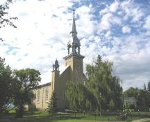 St. Joseph's Roman Catholic Church, 2006.; Government of Saskatchewan, B. Flaman, 2006