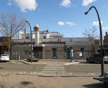 Bailey Theatre, Camrose; Camrose Main Street Project