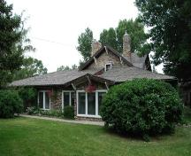 Cobblestone Manor, Cardston (2008); Alberta Culture and Community Spirit, Historic Resources Management Branch