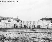 Fort Whoop-Up (date unknown); Glenbow Archives, NA-550-11