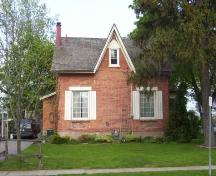 Side Elevation; City of Thorold 2006