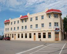 Wainwright Hotel; Alberta Culture and Community Spirit, Historic Resources Management (2008)