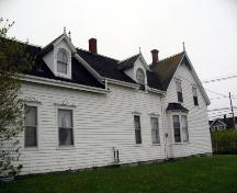 Showing northwest elevation; Wyatt Heritage Properties, 2008