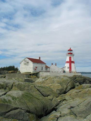 Head Harbour Light Station