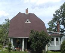 Sir Sandford Fleming Cottage, front elevation, 2004; Halifax Regional Municipality, 2004